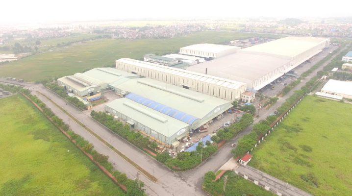 Nhà máy Bắc Ninh