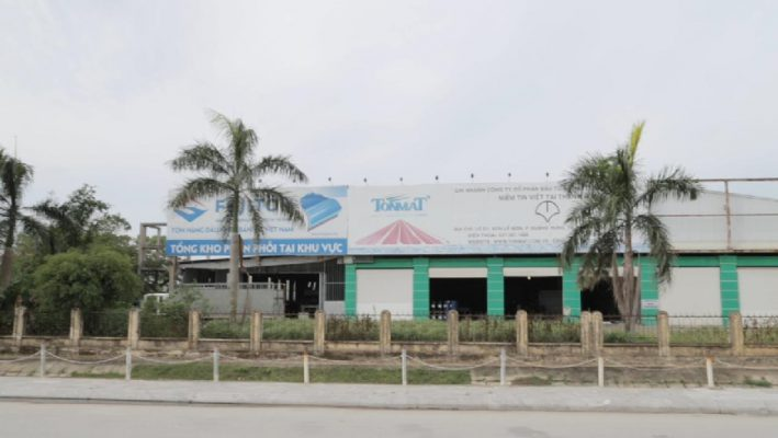 Nhà máy Thanh Hóa